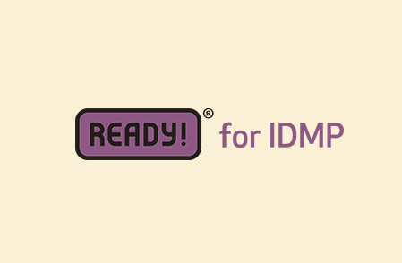 Ready! for IDMP Logo from Nanokinetik